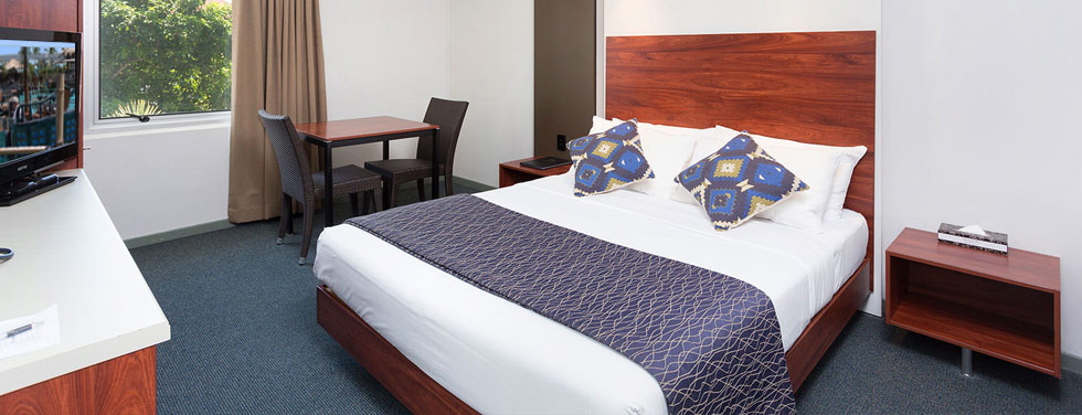 Rocklea International Motel features 41 Accommodation Rooms including 27 Deluxe Double, 14 Deluxe Twin and two Conference Rooms.